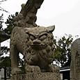 三津 厳島神社 うん