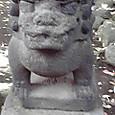 赤坂氷川神社うん