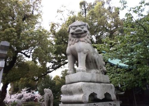 四国の狛犬さん