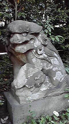 新田神社 あ