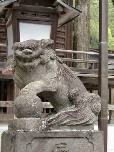 奥氷川神社あ
